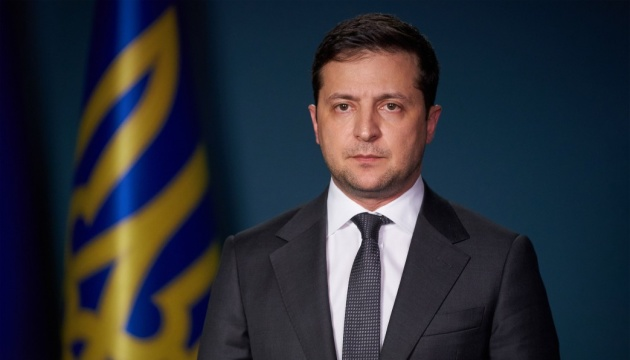 Zelensky addresses Ukrainians: Those responsible for UIA plane crash will be brought to justice