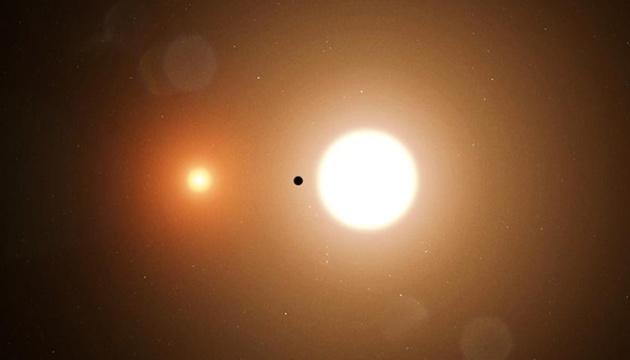Практикант NASA відкрив нову екзопланету