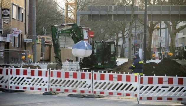 В Дортмунде эвакуируют 14 тысяч человек из-за авиабомбы времен Второй мировой