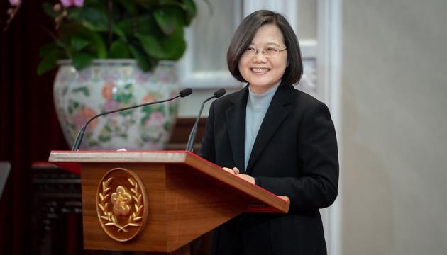 Президентка Тайваню обіцяє зближення зі США