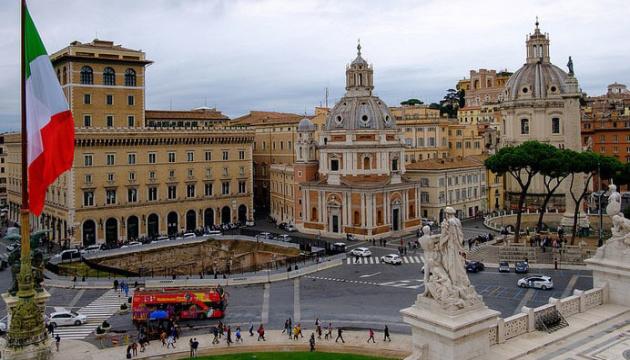 У Римі заборонили продавати сувеніри та їжу біля пам'яток архітектури