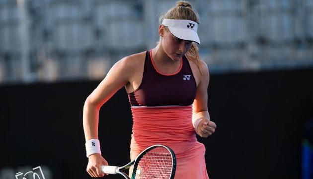 Ястремська перемогла в першому колі тенісного турніру в Аделаїді