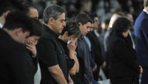 В Канаде тысячи людей почтили память жертв катастрофы в Иране