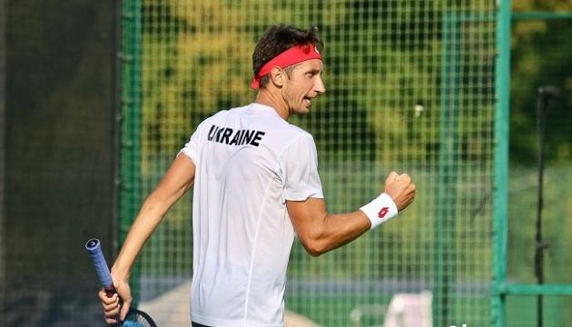 Сергій Стаховський стартує в кваліфікації Australian Open