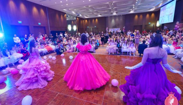 Le «Bal des princesses2020 » a eu lieu à Kyiv