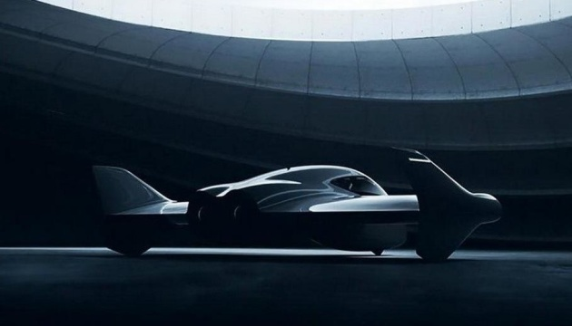 Porsche запатентував електричний аеромобіль