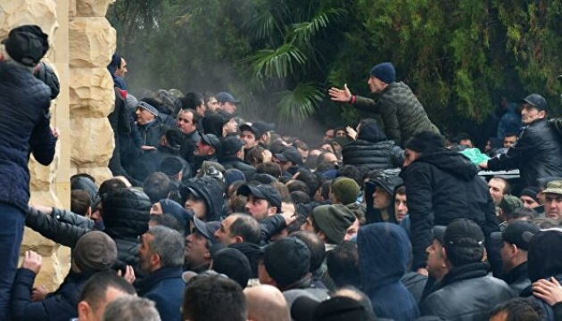 Таки приятно, или Как Сурков в Абхазии провалился