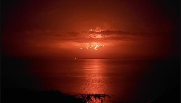 На Галапагосских островах — новое извержение вулкана