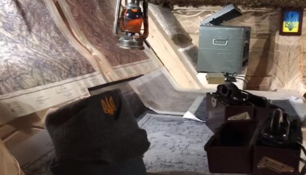 На Прикарпатті відтворили справжню криївку УПА