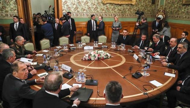 На встрече в Москве ливийская сторона взяла время на размышление до утра