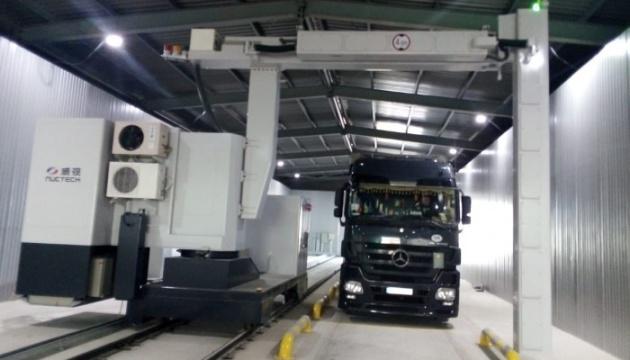 Сканери скоротили перевірку вантажу на митниці до 10 хвилин