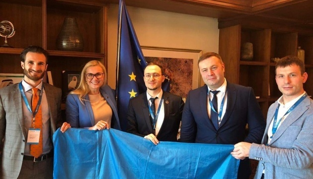 UE pomoże Ukrainie w rozwoju energetyki odnawialnej - Ministerstwo Energetyki