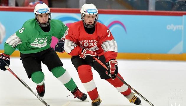 Хокей: Україна гарантувала собі медаль ЮОІ-2020