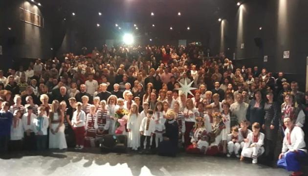 Громада відсвяткувала 20-річний ювілей української школи в Афінах