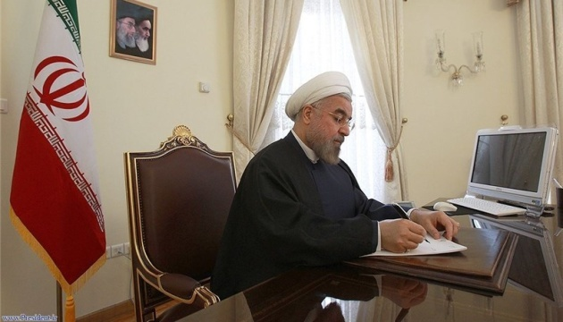 Rohaní: Irán castigará a los responsables del derribo del avión ucraniano