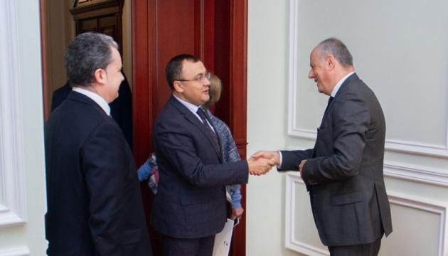 Montenegrin ambassador completes diplomatic mission in Ukraine