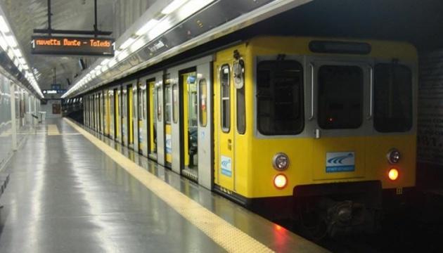 В італійській підземці зіткнулися потяги, є постраждалі