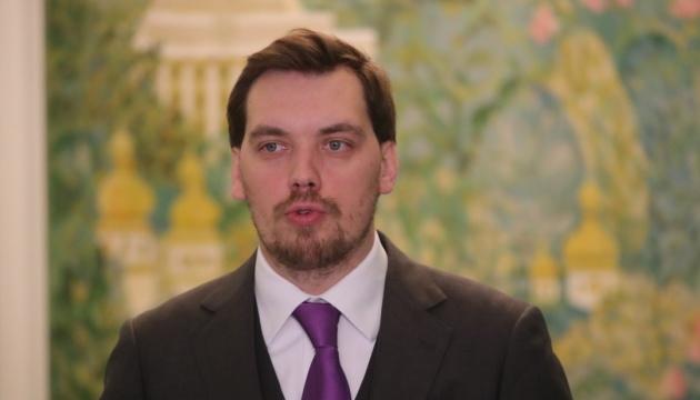Olexiy Hontcharouk : Personne ne réussira à intimider l'équipe du président et du gouvernement