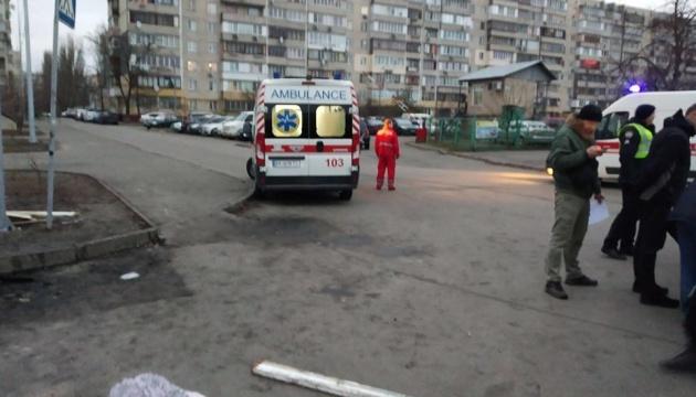 На будмайданчику у Києві сталася бійка зі стріляниною, є постраждалі