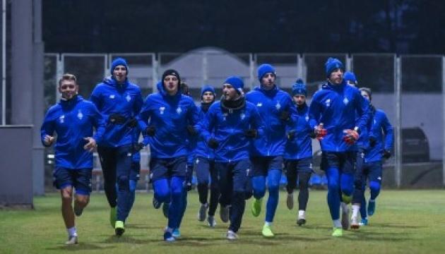 На перший турецький збір вирушать 29 футболістів київського