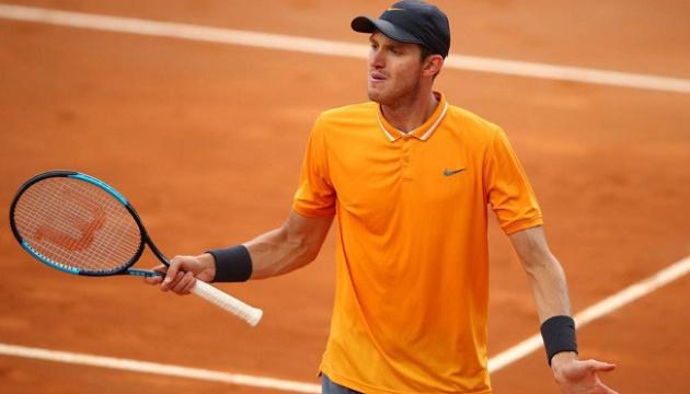 Чемпіон тенісного турніру в Бостаді провалив тест на допінг