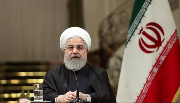 Рухани заявил, что Иран обогащает урана больше, чем до ядерного соглашения