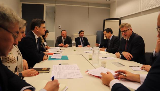Україна готова відправити 20 військових на підтримку місії НАТО в Іраку - Кулеба