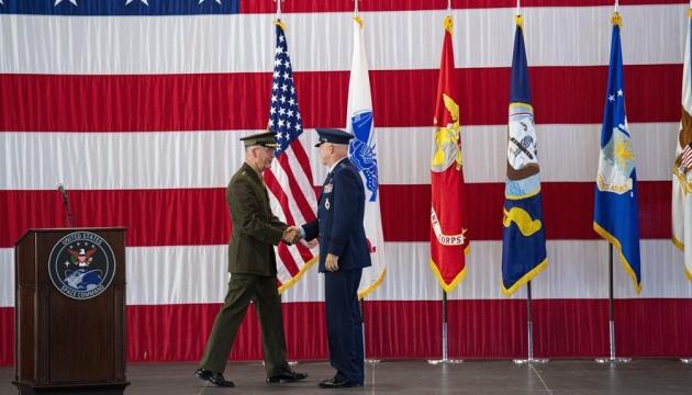 В США принес присягу первый командующий Космических сил