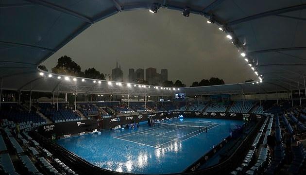 Australian Open: матчі за участю українських тенісисток перенесли на четвер