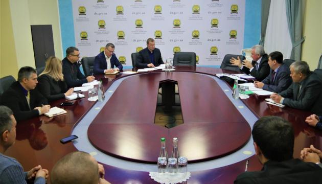 Голова Донецької ОДА сподівається, що шахтарям Торецька повернуть 22 мільйони боргу