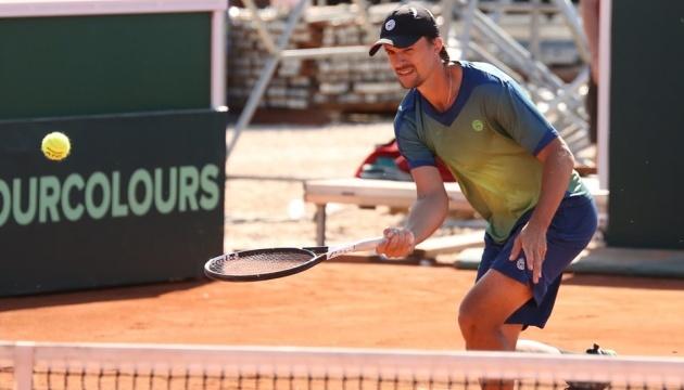 Денис Молчанов вийшов до парного чвертьфіналу турніру ATP у Бендіго
