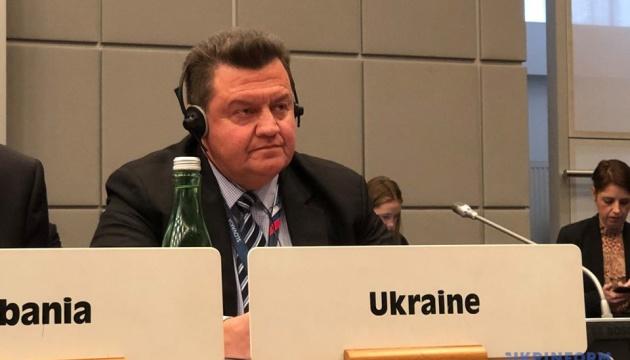 Україна в ОБСЄ: порушення
