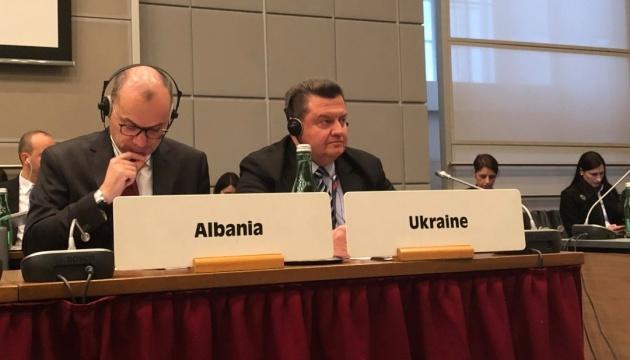 Україна в ОБСЄ: Окупанти заздалегідь готували атаку 18 лютого