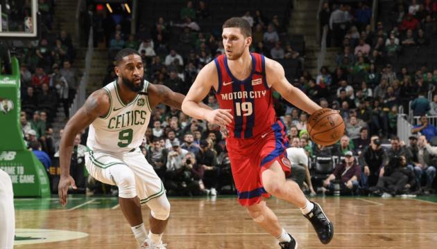 Михайлюк провів рекордний матч у кар'єрі  в НБА: набрав 21 очко