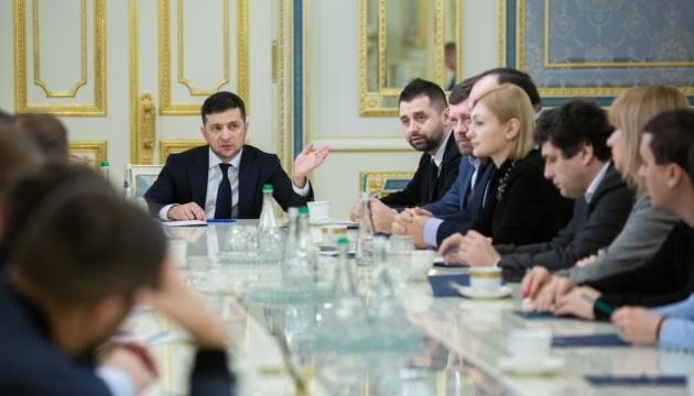 Zelensky retire les projets d'amendements à la Constitution sur la décentralisation