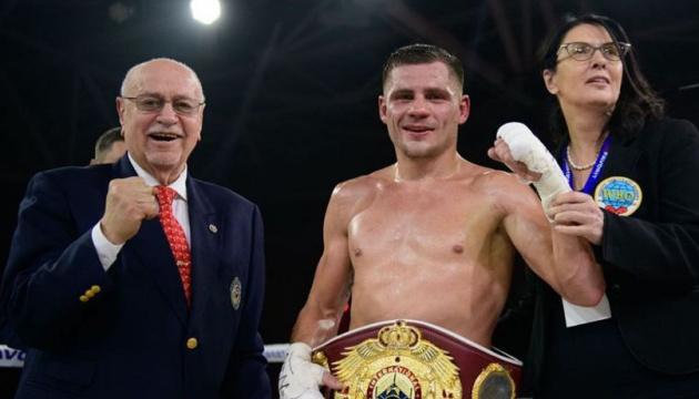 Берінчик втретє захищатиме титул інтернаціонального чемпіона WBO 22 лютого