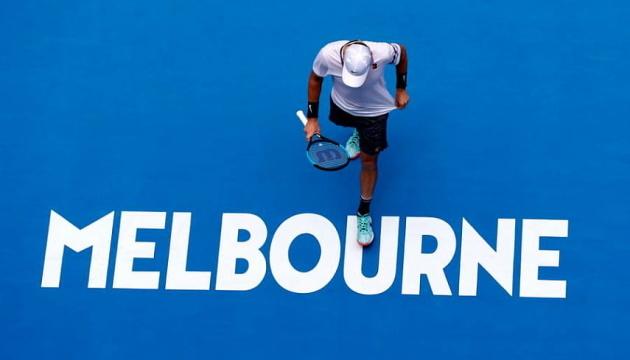 Український чоловічий теніс знову не представлений в основі Australian Open