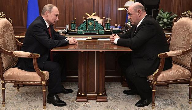 Держдума схвалила призначення прем'єром Мішустіна