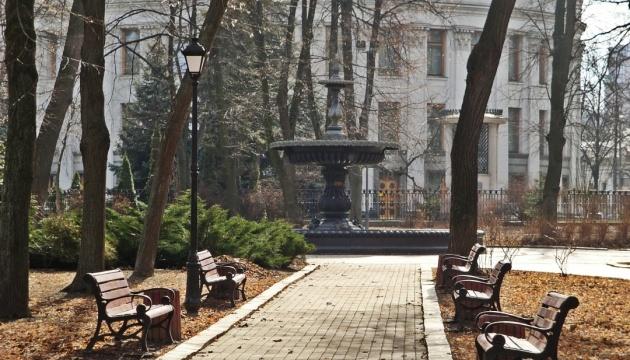 В Мариинском парке будет новая большая детская площадка