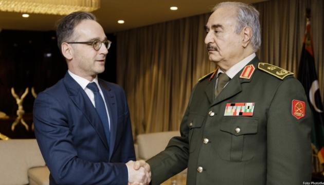 Хафтар погодився на припинення вогню в Лівії