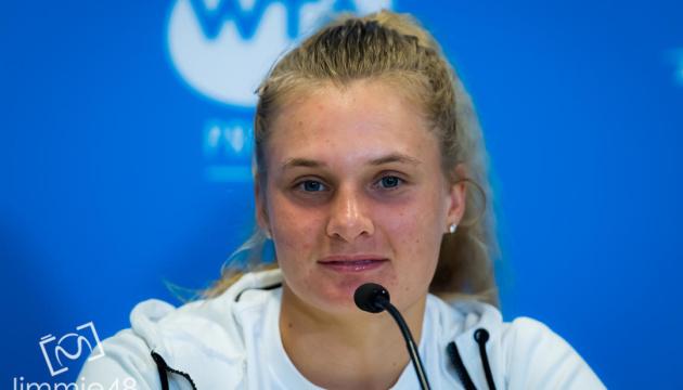 Ястремська: Здорово вийти у фінал на початку тенісного сезону
