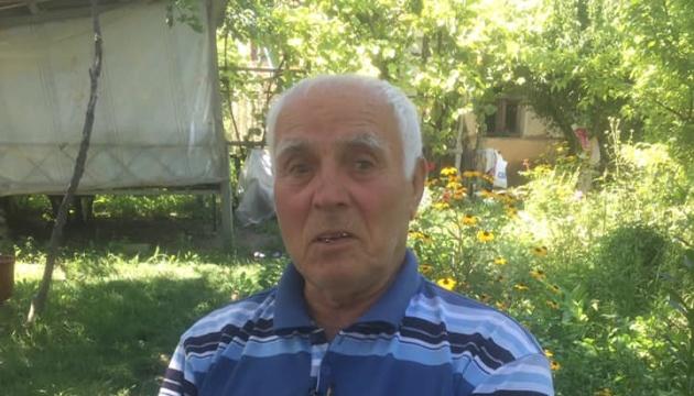 У Криму після серцевого нападу помер ветеран нацруху Ельдар Шабанов