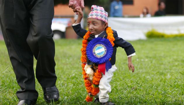 Умер самый маленький в мире человек