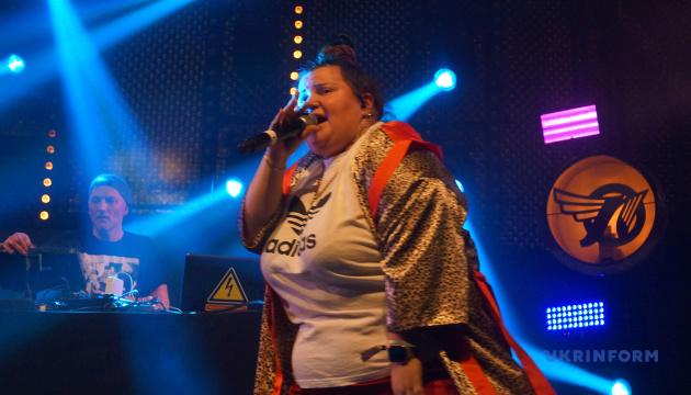Alyona Alyona виступила на фестивалі Eurosonic у Нідерландах