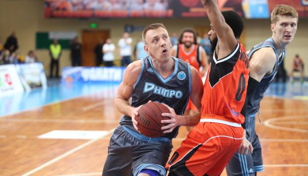 Суперліга: «Дніпро», «Одеса» і «Київ-Баскет» здобули перемоги