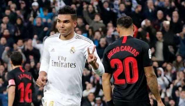 «Реал» обыграл «Севилью» и возглавил Ла Лигу