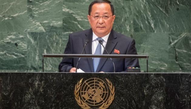 У Північній Кореї призначили нового главу МЗС - ЗМІ