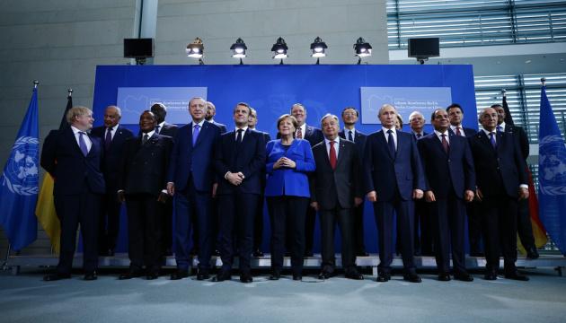 У Берліні починається міжнародна конференція з врегулювання конфлікту в Лівії