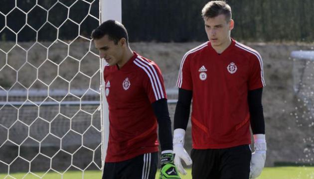 Лунин сыграл второй матч за «Реал Овьедо» и снова пропустил