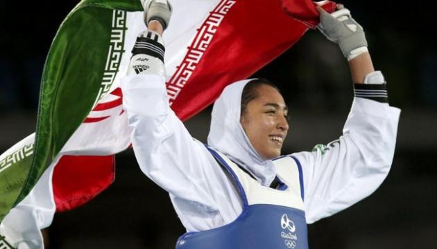 Единственная иранская олимпийская призерка хочет выступать за Германию